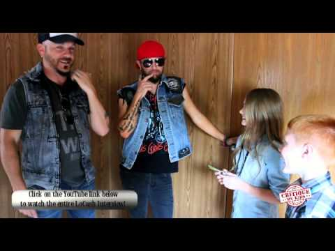 LoCash Reaches Out To Help & Encourage Kids (INTRO)