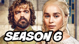 Game Of Thrones Season 6 - Daenerys Targaryen and Tyrion Lannister