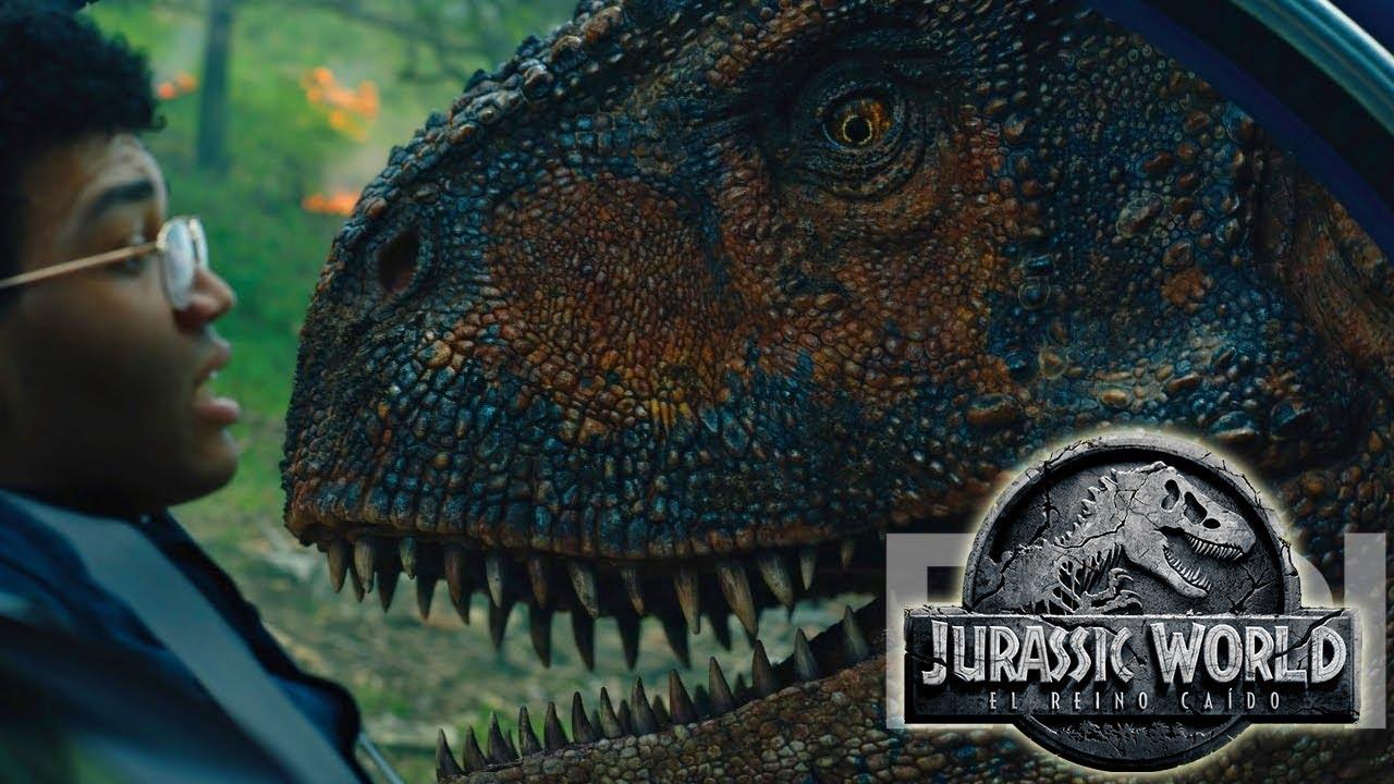 【侏罗纪世界:陨落国度】剧组拍摄都来真的!刺激场景都不是特效!