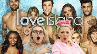 REACTING TO LOVE ISLAND 2018