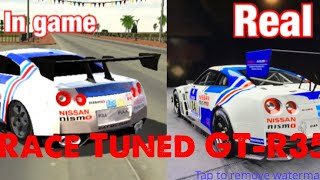 Race Tuned GT-R35 Giveaway | Car Parking Multiplayer