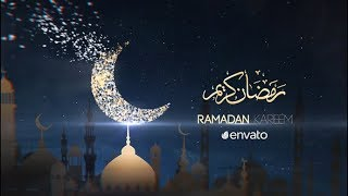 After Effects Template: Ramadan Kareem