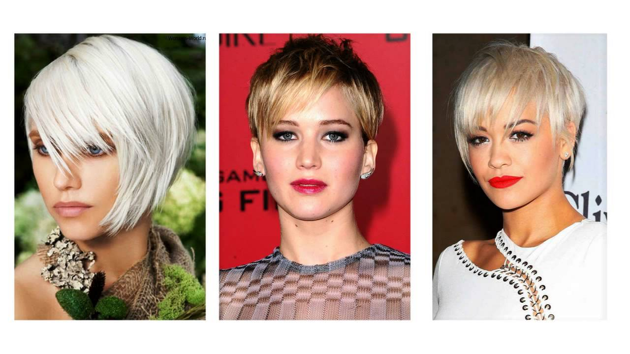 Pixie Cut Frisuren Youtube