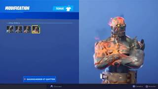 """the 4th CLE of the FREE SKIN """"PRISONNIER"""" on Fortnite!!"""