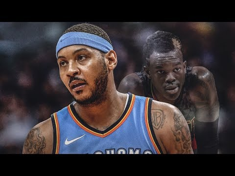 Carmelo Anthony Traded to Hawks! 2018 NBA Free Agency