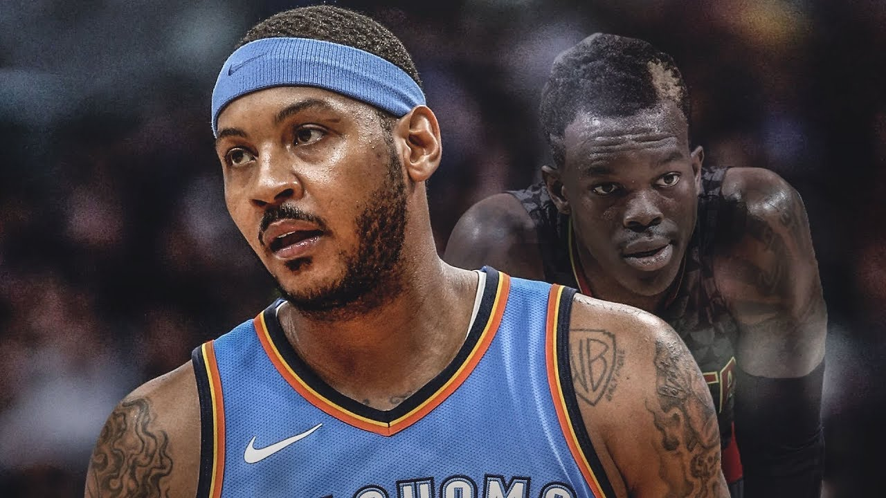 Carmelo Anthony traded to Hawks, who will buy him out, in three-team deal ...