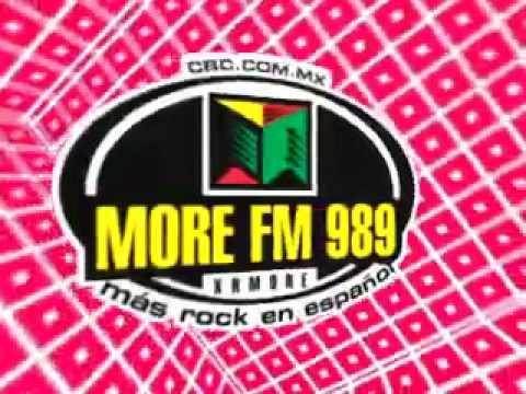 MORE FM 989 REGRESA