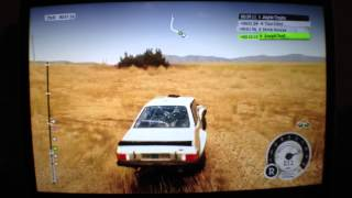 Graphics Performance Test - DiRT 2 for Mac Gameplay on Retina MacBook Pro - 2 of 2