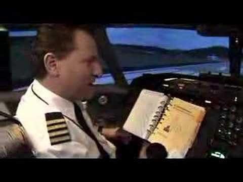 Flight Simulator Piiot Comedy