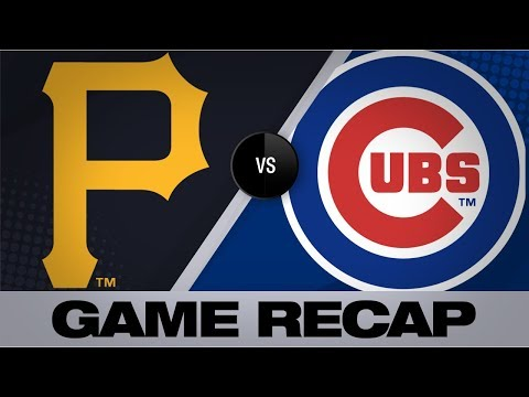 Cubs slug 4 homers to set new mark in win | Pirates-Cubs Game Highlights 9/14/19