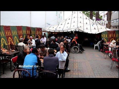 باقي الخير في البلاد ..جمعية تنظم خيمة افطار مجانية لفائدة 300 شخص يوميا بالمحمدية