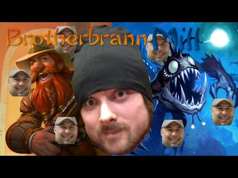 Forsen - BrotherBrann Mill ft. Happy Accident