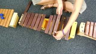 Orff Instrument Expectations