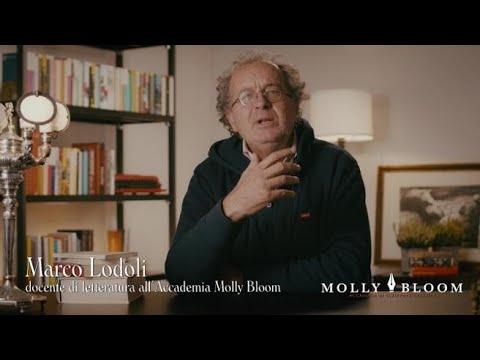 Corriere della Sera: I docenti di Molly Bloom, Marco Lodoli: «Dove trovare l'ispirazione»