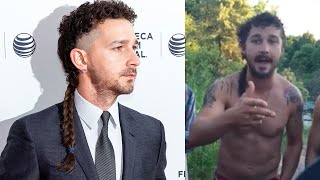 Shia LaBeouf FREESTYLE RAPS and some other stuff
