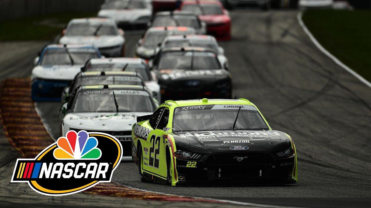 NASCAR Xfinity Series: Henry 180   EXTENDED HIGHLIGHTS   8/8/20   Motorsports on NBC