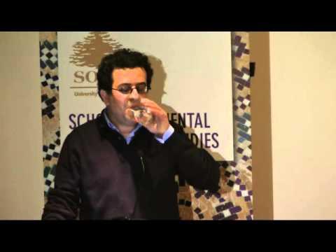 Hisham Matar - Men who Tiptoe into their Marital Bedrooms: The Novelist and Dictatorship - SOAS
