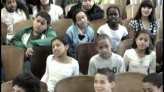 "PS22 Chorus ""EYE OF THE TIGER"" Survivor"