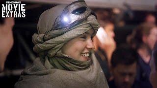 Star Wars: The Force Awakens 'Rey's Costume Design' Featurette [Blu-Ray/DVD 2016]