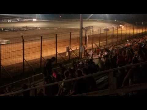 B Mods Heat 3  Fayette County Speedway