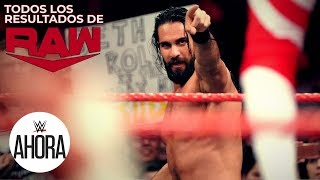 REVIVE Raw en 6 (MINUTOS): WWE Ahora, Feb 24, 2020