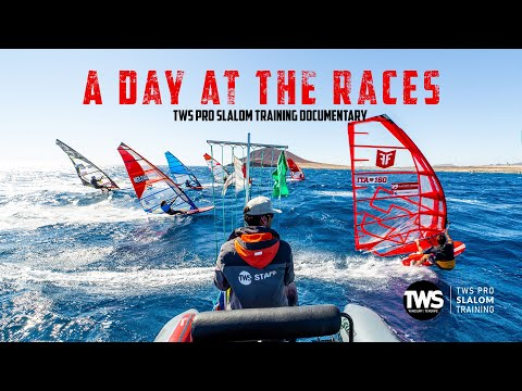 A Day At The Races - TWS Pro Slalom Training Documentary