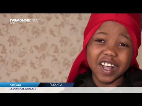 Fresh kid, star du rap ougandais à seulement 8 ans !