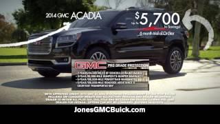 2014 GMC Acadia Price Sumter, SC Jones Buick GMC