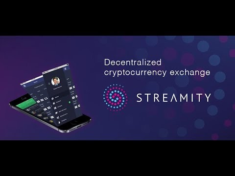 Streamity ICO Review (CRYPTOCURRENCY EXCHANGE)