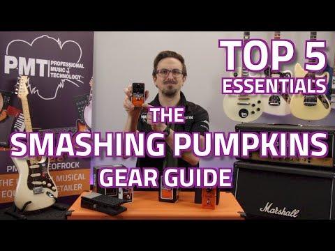 How To Get The Smashing Pumpkins Guitar Sound - Top 5 Essentials