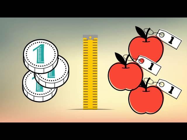 Moneta - pillola: la moneta è una unità di misura