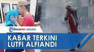 Kabar Terkini Lutfi Alfiandi yang Viral Bawa Bendera saat Demo, sang Ibu Buat Klarifikasi