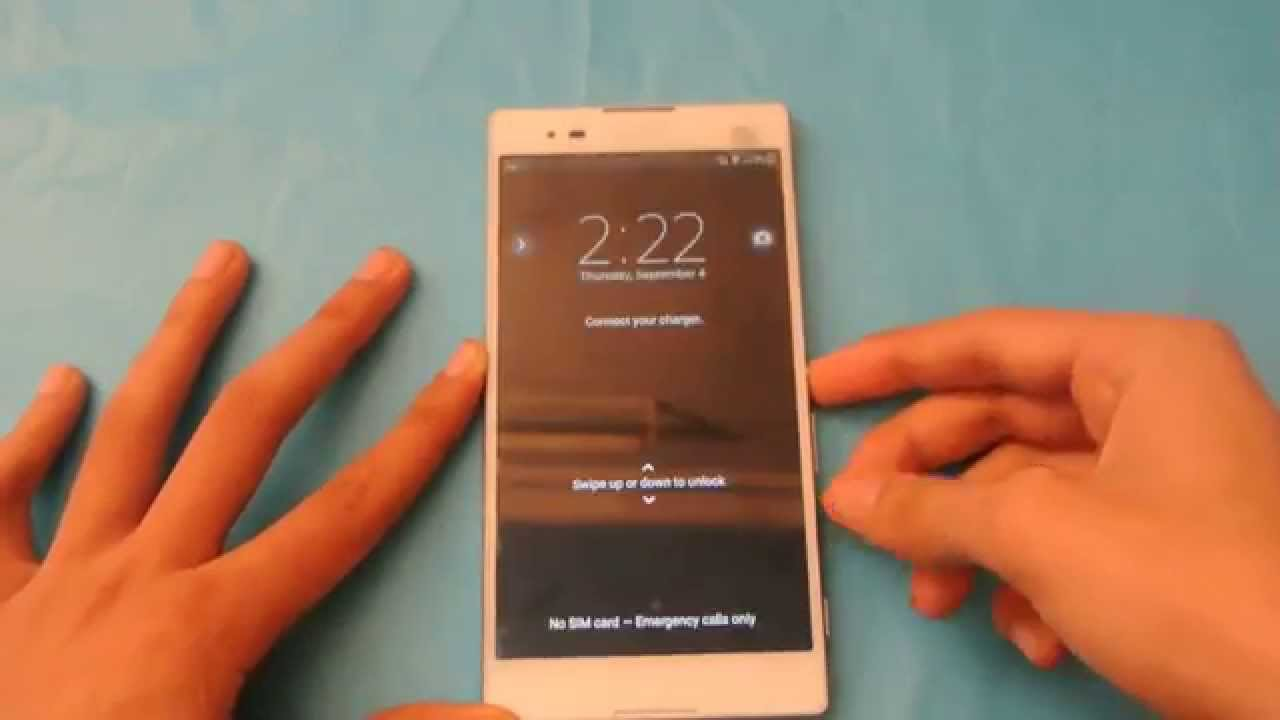 How To Change Lock Screen Wallpaper On Sony Xperia T2 Ultra Youtube