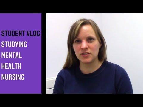 Studying Mental Health Nursing | Student Vlog