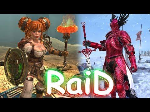 RaiD где брать легендарных героев в РЕЙД !