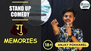 GU memories [18+] | Stand up Comedy | ANJAY POKHAREL| E=MC²