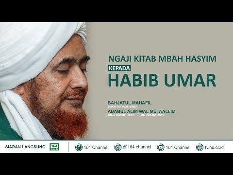 #Live Silaturrahim dan Ngaji Kitab Bareng Habib Umar di PBNU (SESI 1)