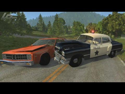 OFFICER LPN05 / Scenarios #2 - BEAMNG.DRIVE