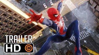 Homem-Aranha: Trailer do Jogo - 4K [Paris Games Week 2017]