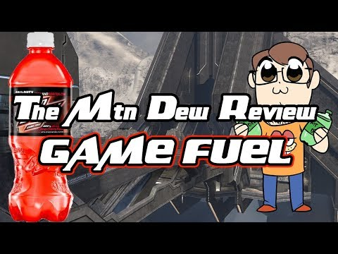 The Mtn Dew Review: Game Fuel