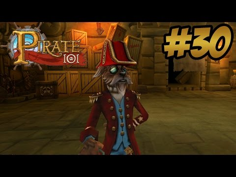 defeat-struggle---pirate101-swashbuckler-walkthrough-#30