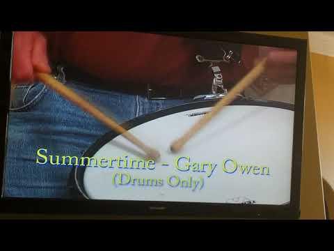Gary Owen drum score
