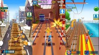 Subway Rush Runner VS Subway Surfers World Havana VS Subway Princess Runner   Friction Games