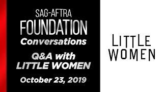 Conversations with  LITTLE WOMEN