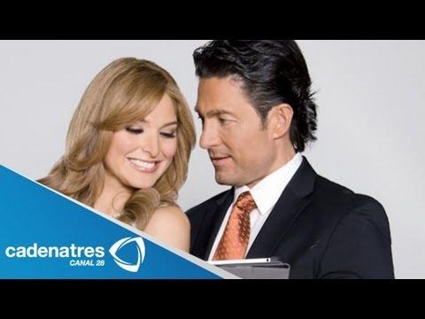 Fernando Colunga y Blanca Soto se enamoraron