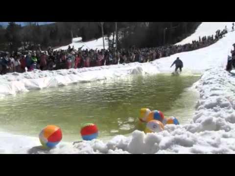 Bretton Woods Slush Pool 2016