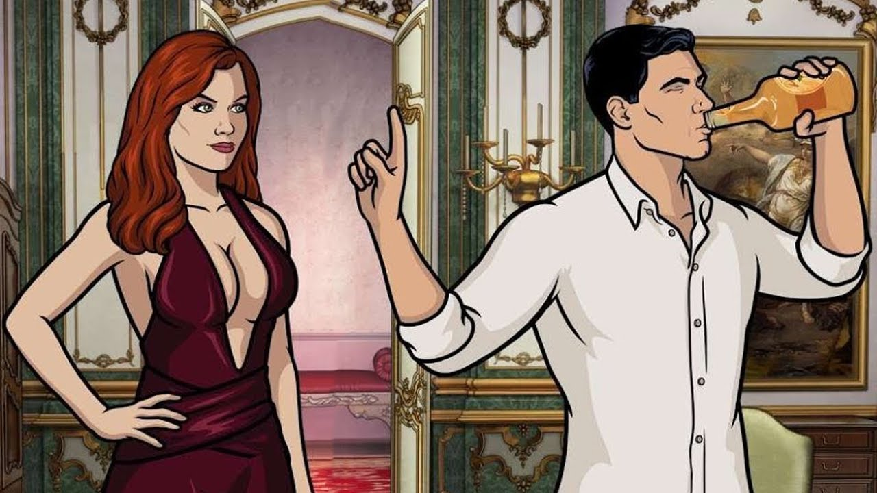 Download Archer Season 11 - Funny moments