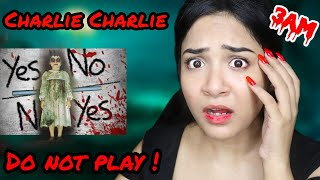 *Real Story* CHARLIE CHARLIE PENCIL GAME | 3 A.M Horror Challenge Reason | Ep-2 | Nil & Situ Vlogs