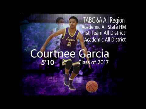Courtnee Garcia Senior Highlight