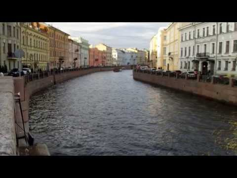 Backpacking Russia to Denmark